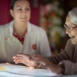 Older People Services - The new and exciting 'Care home' engagement experience