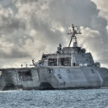 Austal USA photo: USS Independence (LCS 2)