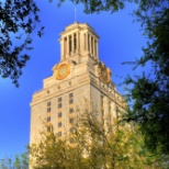 This is the main building at the University of Texas.