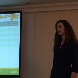 Syngenta photo: Presenting results