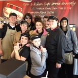My Crew at Tim Horton's
