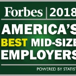 photo de l'entreprise Diamond Resorts, Diamond Resorts was recognized by Forbes for being one of America's Best Mid-Size Employers in 2018