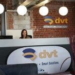 DVT Cape Town's Reception Area