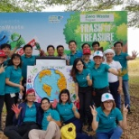 photo of Colgate-Palmolive, Earth day