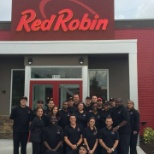Red Robin photo: Melbourne NRO training team