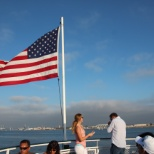 Hornblower Cruises & Events photo: There's no end to the beautiful scenery while working for Hornblower on San Diego Bay