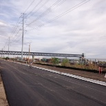 PCL Construction photo: pedestrian bridge 41st and fox