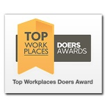 Atlanta Journal Constitution - Top Workplaces Doers Award