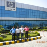 HP Factory, Panthnagar, India