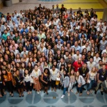 EY photo: A group of global interns participating in the 2019 International Intern Leadership Conference