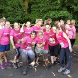 Verastar team have completed the Pretty Muddy Race all for a good cause!
