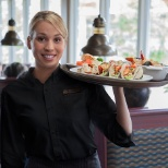 Server in the Front of House (FOH)