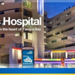All Children's Hospital, Johns Hopkins Medicine overlooks the beautiful waters of Tampa Bay.