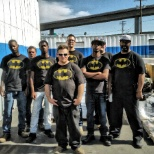 Complete Coach Works photo: Team Building Tuesday's at CCW! Material Handlers & Shipping & Receiving Clerk #Team #Batman