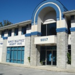 THE DOCTORS CENTER photo: This is our office on the South Side of Jacksonville