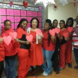 Symphony Post Acute Network photo: Nurses Celebrating Heart Month
