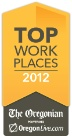 We were named a Top Workplace by our employees!