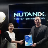 One of the talent women who was awarded a Nutanix .heart Women In Technology scholarship