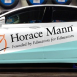 New Horace Mann Claims vehicle