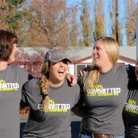 Northwest Farm Credit Services photo: Having fun while giving back