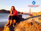 Travel Nurse during assignment in San Francisco