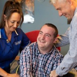 Our Care Assistants are seen as an extension to the families we support