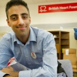 working at british heart foundation
