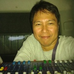 my workplace,ABS - CBN OB Van 2