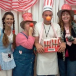 Celebrating National Housekeeping Week with Party and Clowning Around!!!