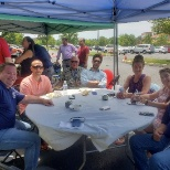 Jubilant Pharma Holdings Inc. photo: 4th of July Company BBQ