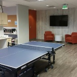 Ping Pong and Break Room