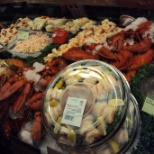 Bristol Farms photo: seafood by Arod