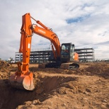 Hitachi Excavators - the best in the world, sold and serviced by Wajax Equipment in Canada
