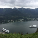 Princess Cruises photo: View from the top of Juno