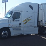 Swift Transportation photo: My new truck here in Phoenix Arizona