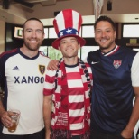 USA World Cup Viewing Party
