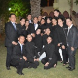Hilton Worldwide photo: selected staff for the chaine