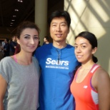 WWF CN Tower Climb, 2016