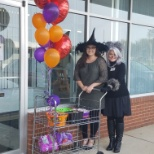 Almost Family photo: Halloween Fun at our Sullivan Mederi Caretenders' branch!