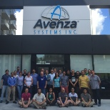 Avenza Systems Inc photo: Our brand new office