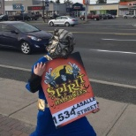 Spirit Halloween Super Store photo: Fallout Costume