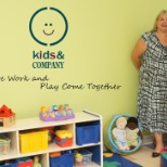 KIDS & COMPANY photo: Our founders, Victoria Sopik and Jennifer Nashmi
