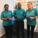 Right at Home Loughton, Redbridge & Waltham Forest photo: You will be recognised for your hard work - we really value our staff