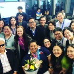 Citi photo: Cheers from our Citi Philippines team! #LifeatCiti