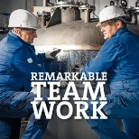Bilfinger SE photo: Teamwork