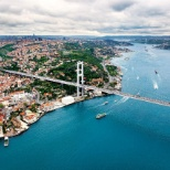 Parsons photo: Infrastructure Bosphorus Bridges