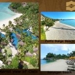 photo of Shangri-La Hotels and Resorts, Punta bunga is the public beach , and banyugan is the private beach of shangrila's boracay resort