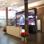 Take-Two Interactive photo: Lobby at the headquarters