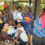 Standard Bank photo: My baby shower