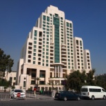 Four Seasons Hotel – Damascus, Syria